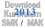 download struktur Kurikulum 2013 untuk SMK semua jurusan